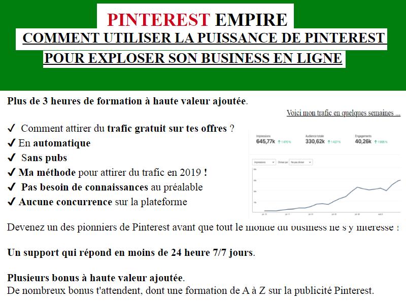 Pinterest Empire